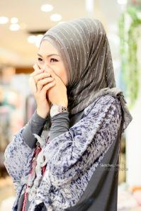 cewek cantik pake hijab