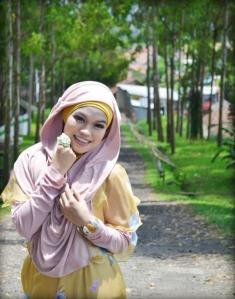 hijab gaul