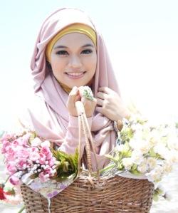 hijab keren komunitas bandung