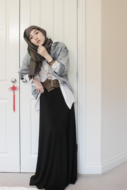 Fashion And Lifestyle Fashion Hijab Cantiknya Berhijab