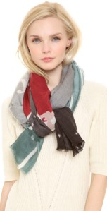 scarf trendi