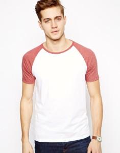 t-shirt pria kece