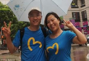 baju couple biru bagus