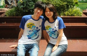 baju couple biru