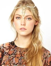 cantik dengan hair crown