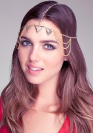 head piece glamour