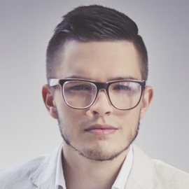 hipster style rambut pria terbaru