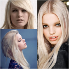 vanila blonde