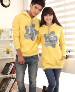 cute skull couple