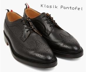 klasik pantofel