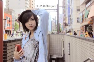Ghaida ( JKT48 Team J di Jepang )