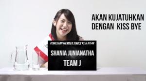 shania jkt 48 single ke 6
