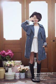 gaya dengan tampilan korea