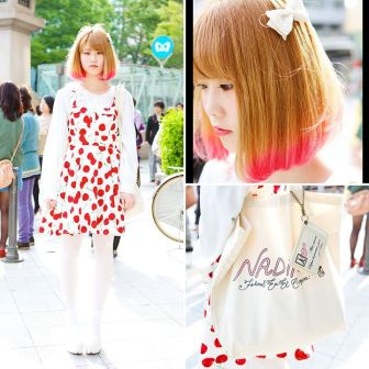 style ngejreng ala tokyo