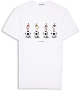 t-shirt bola