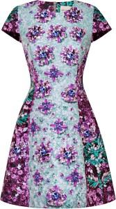 dress flower print