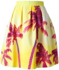 skirt palm tree