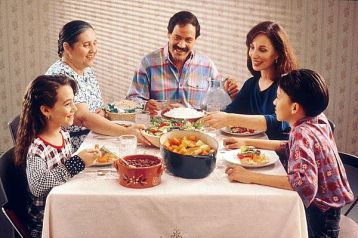 makan malam ala perancis