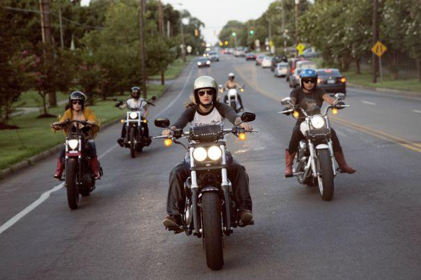 5 badass riders