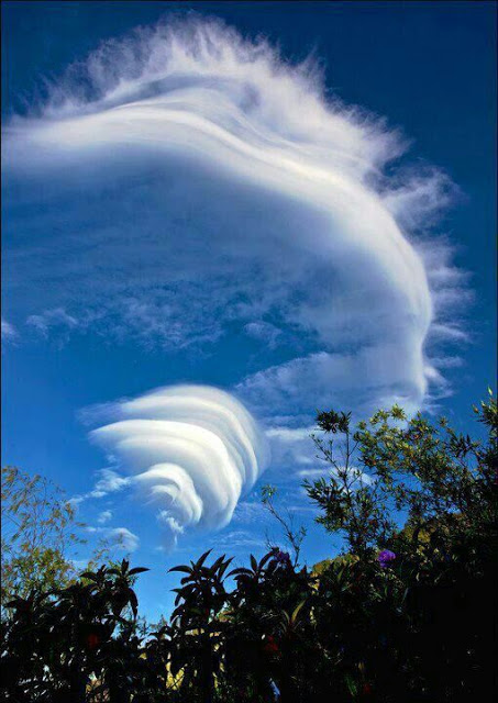 bentuk awan keren