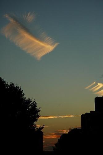 keajaiban awan
