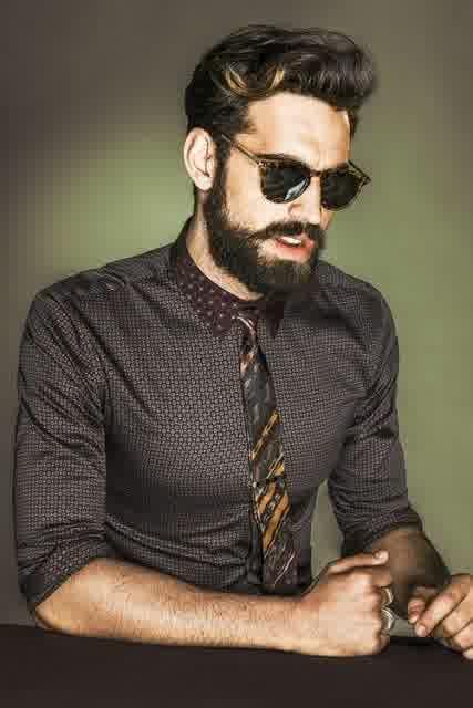 model rambut terbaru untuk pria