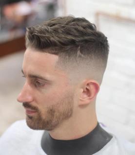 mozambeak_and-short-haircut-bald-fade