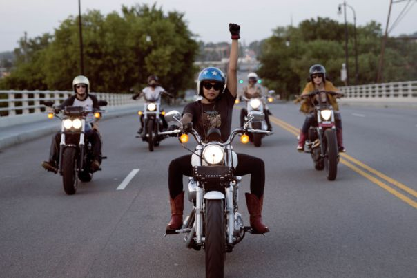 riding wanita