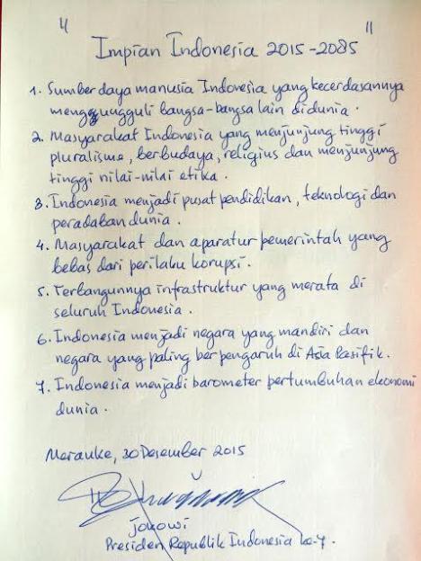 tulisan-tangan-jokowi-tentang-impian-indonesia