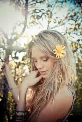 aksesoris rambut cantik untuk perempuan