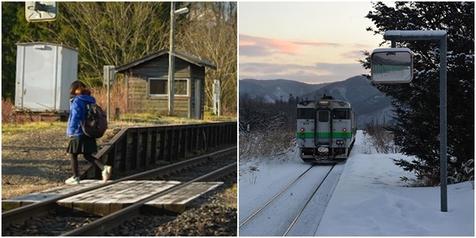 aktifkan kereta hanya demi 1 penumpang