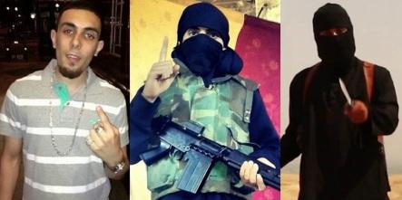 perubahan Jihadi John dari seorang rapper, menjadi algojo!!
