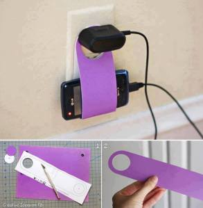 creative ide untuk charge hape