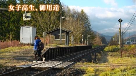 hanya demi seorang siswi Jepang aktifkan 1 kereta