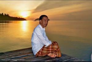Jokowi di papua