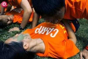 kekerasan masa orientasi di thailand 2
