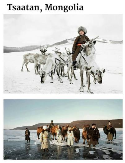 suku di mongolia