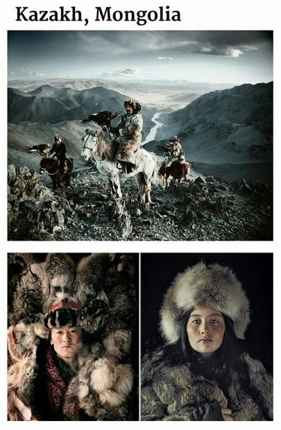suku kazakh di mongolia
