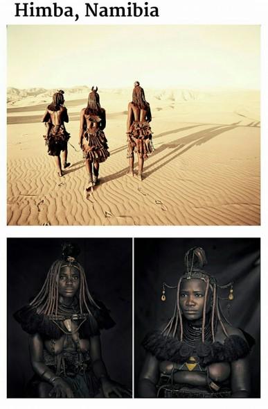 suku namibia-himba