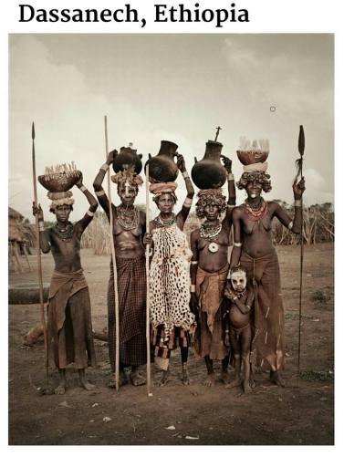 suku yang hampir punah di ethiopia