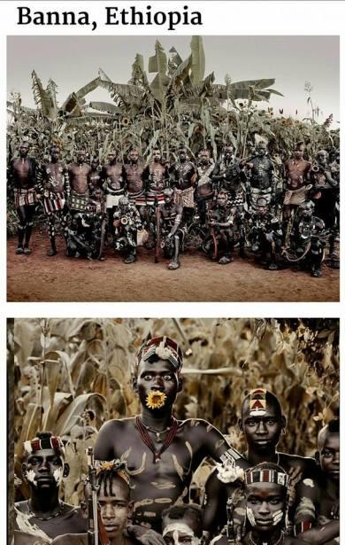 suku yang hampir punah-ethiopia