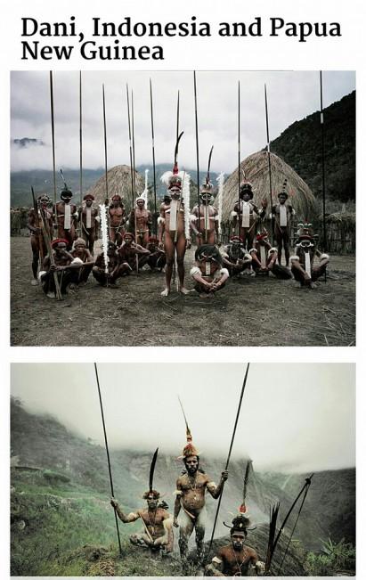 suku yang hampir punah-suku dani-papua-indonesia