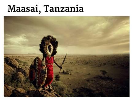 suku yang hampir punah-tanzania