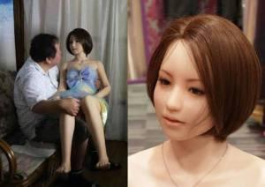 Saori-boneka seks