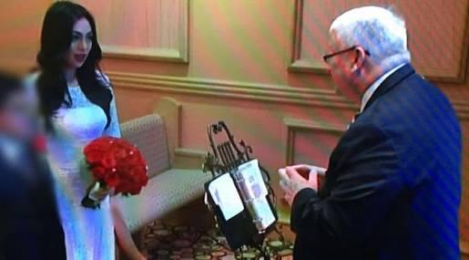 Foto pernikahan sesama jenis celine evangelista