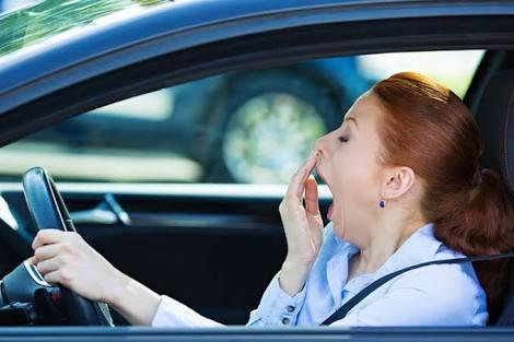 Tips cegah kantuk saat berkendara