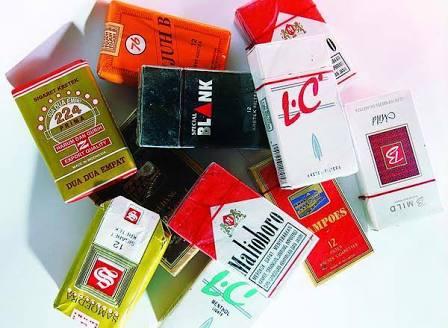Daftar harga rokok lengkap terbaru