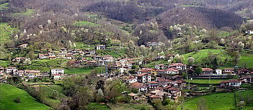 Ponga, asturias, spanyol