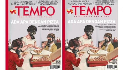 Pizza Hut - majalah tempo