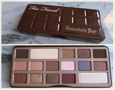 Eye shadow mirip cokelat